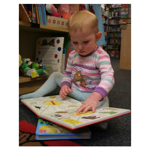 Toddler Storytime w/ Ms. Theresa