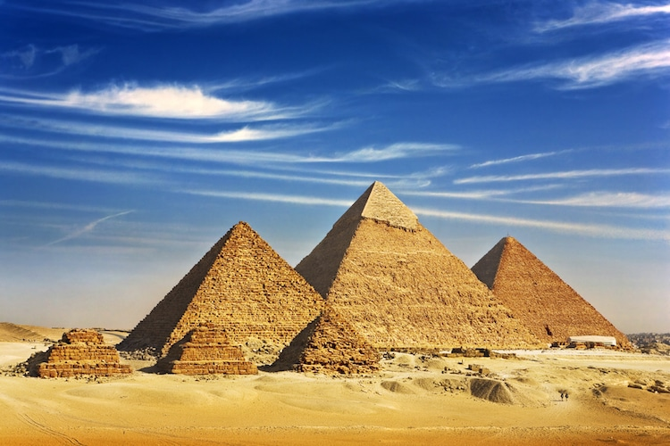 Ancient Egyptian Pyramids in Context