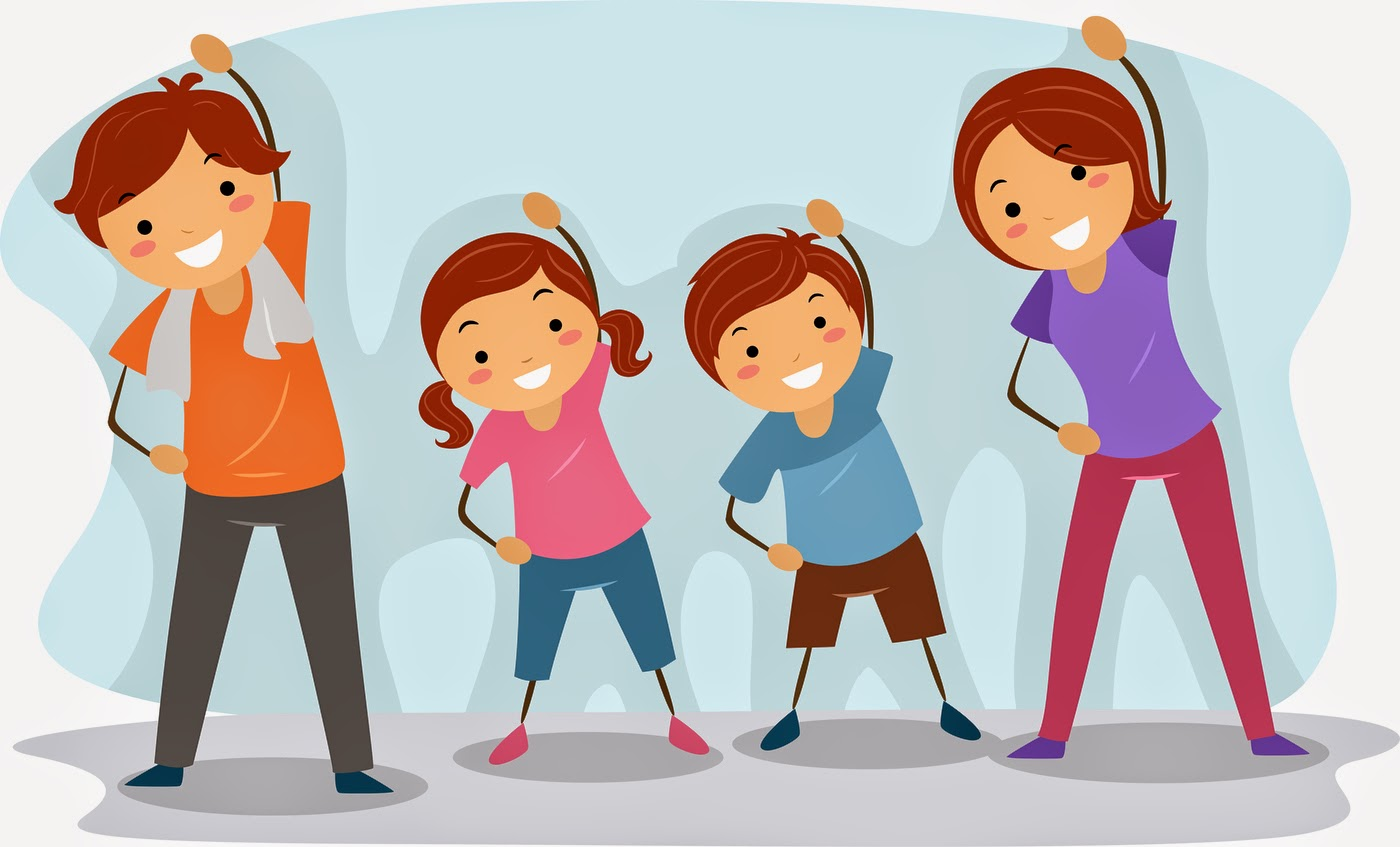 Physical Fitness, Music and Movement with Miss Kelly