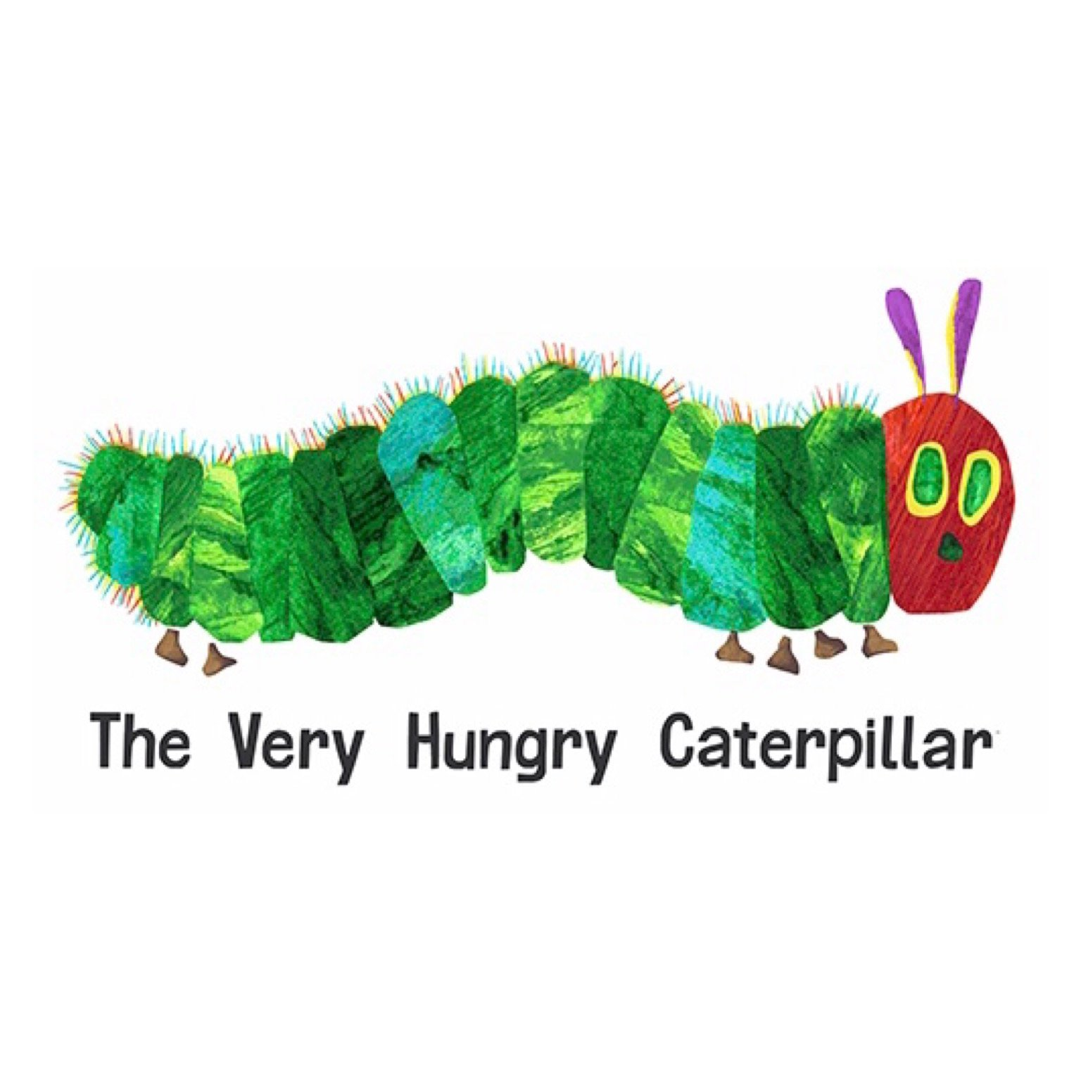 Happy 50th Birthday ! The Very Hungry Caterpillar by Eric Carle