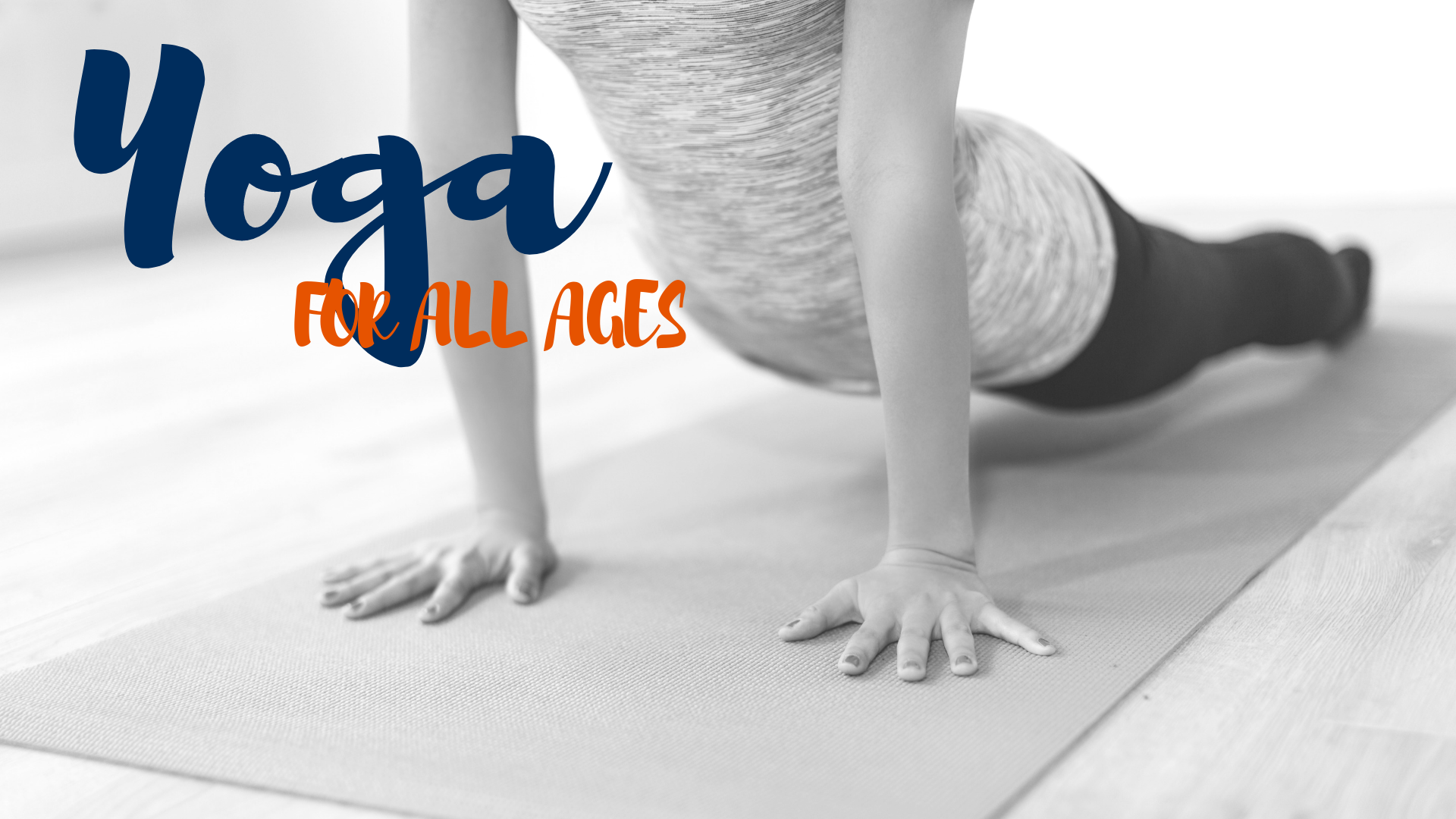 Yoga for All Ages