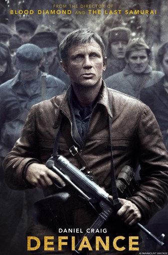 Holocaust Remembrance Day Movie: Defiance