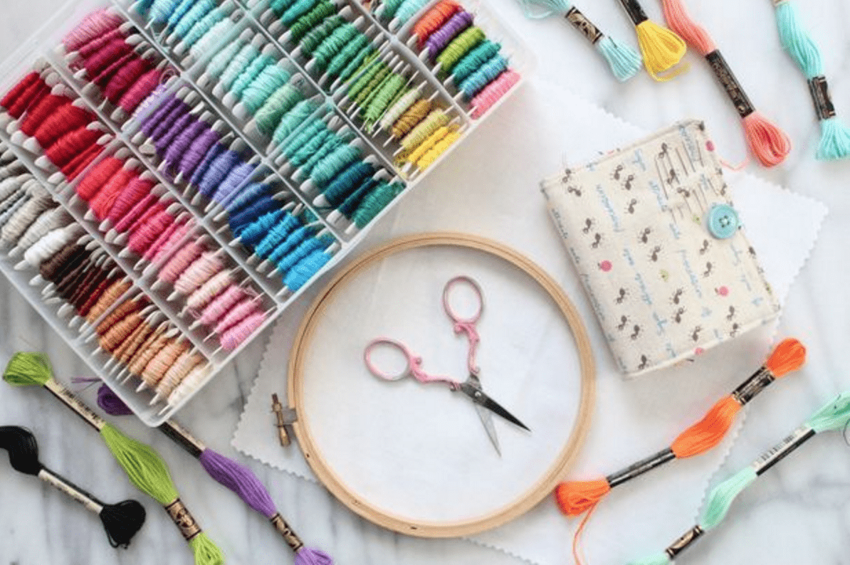 Makery @ Middletown: Intro to Embroidery