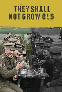 Documentaries @ Middletown: They Shall Not Grow Old