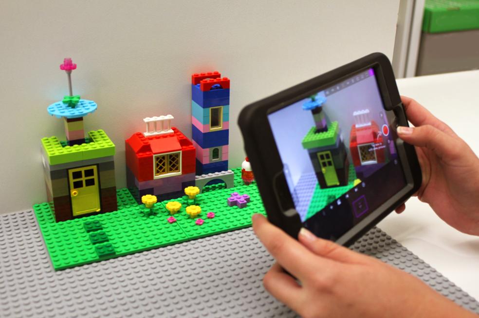 Curiosity Club: Lego Movies