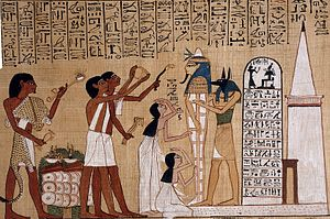 Lifestyle of Ancient Egypt Lecture