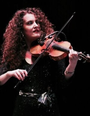 Live Performance: Alice Marie - Singer and Violinist