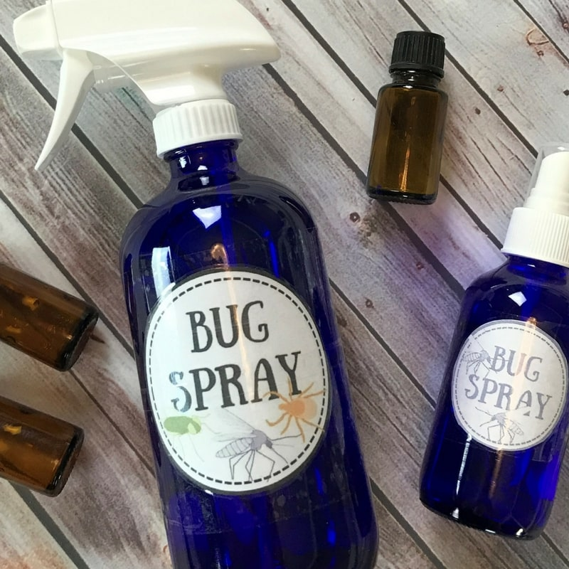 Makery @ Middletown: DIY Bug Spray and Perfume
