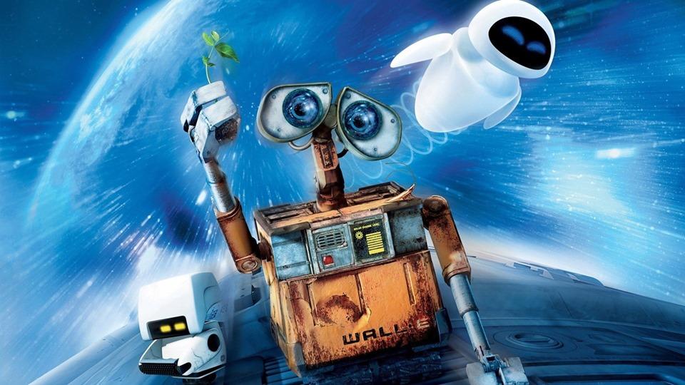 Wall-E :: Summer Movie Night @ Hoffman Park