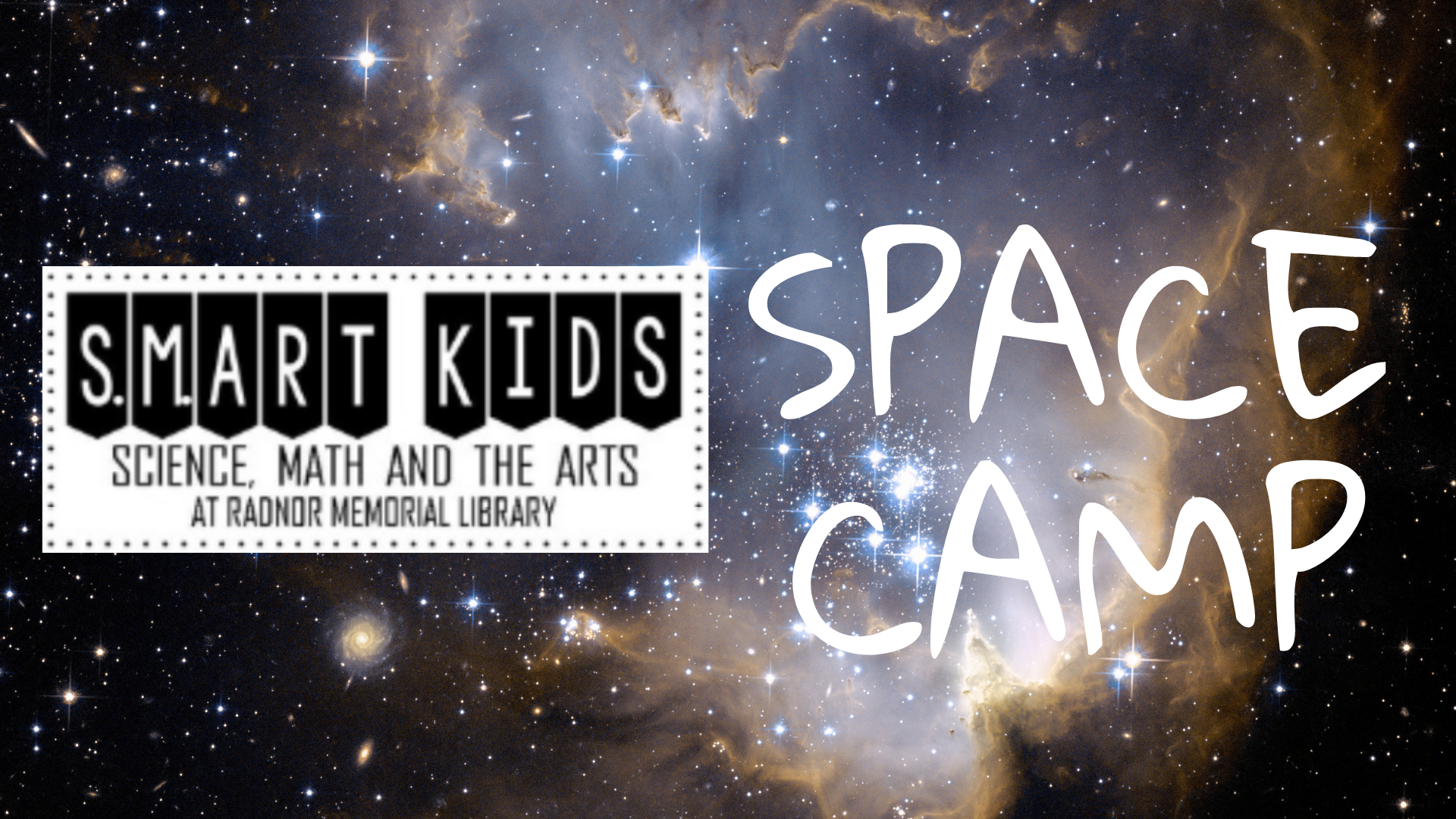 S.M.Art Kids: Space Camp - Advanced Training
