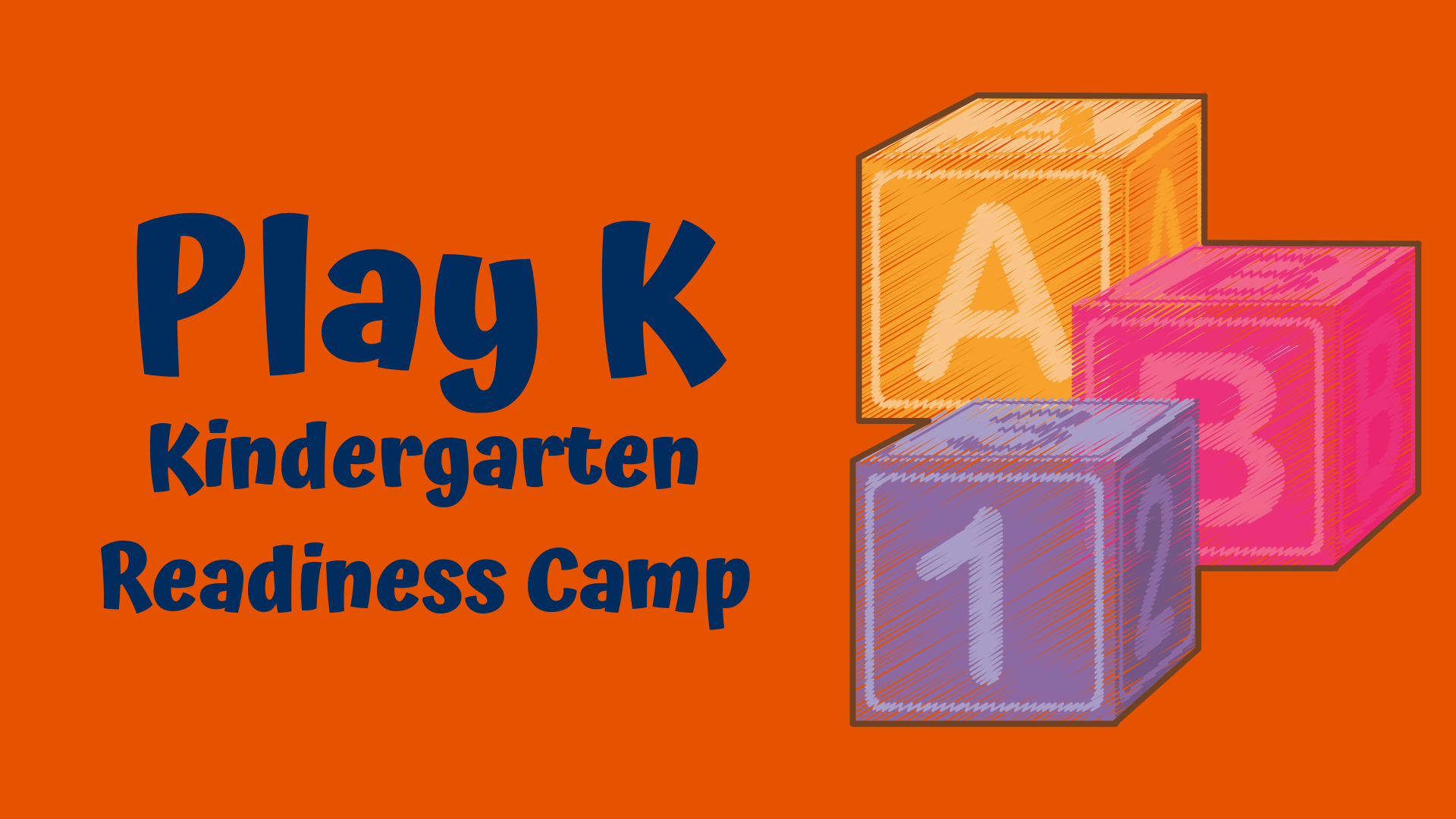 Play K: Kindergarten Readiness Camp