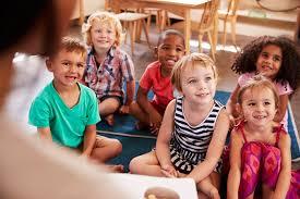 Kindergarten Storytime