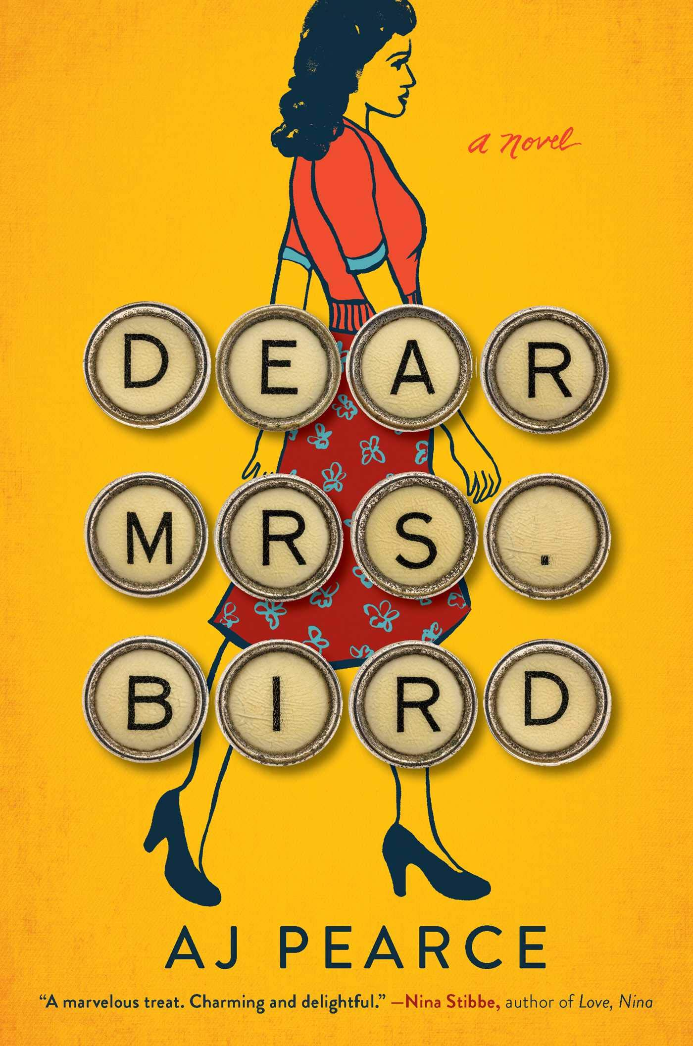 Books on Tap: Dear Mrs. Bird