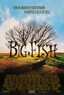 Big Fish: Film Screening and Fish-Filled Fun!