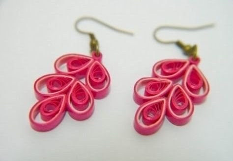 Makery @ Middletown: Quilling Step 2