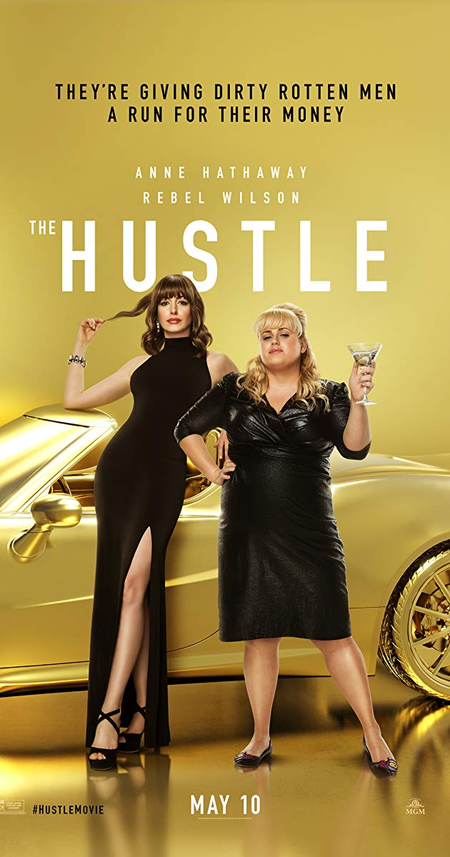 Movies @ Middletown: The Hustle