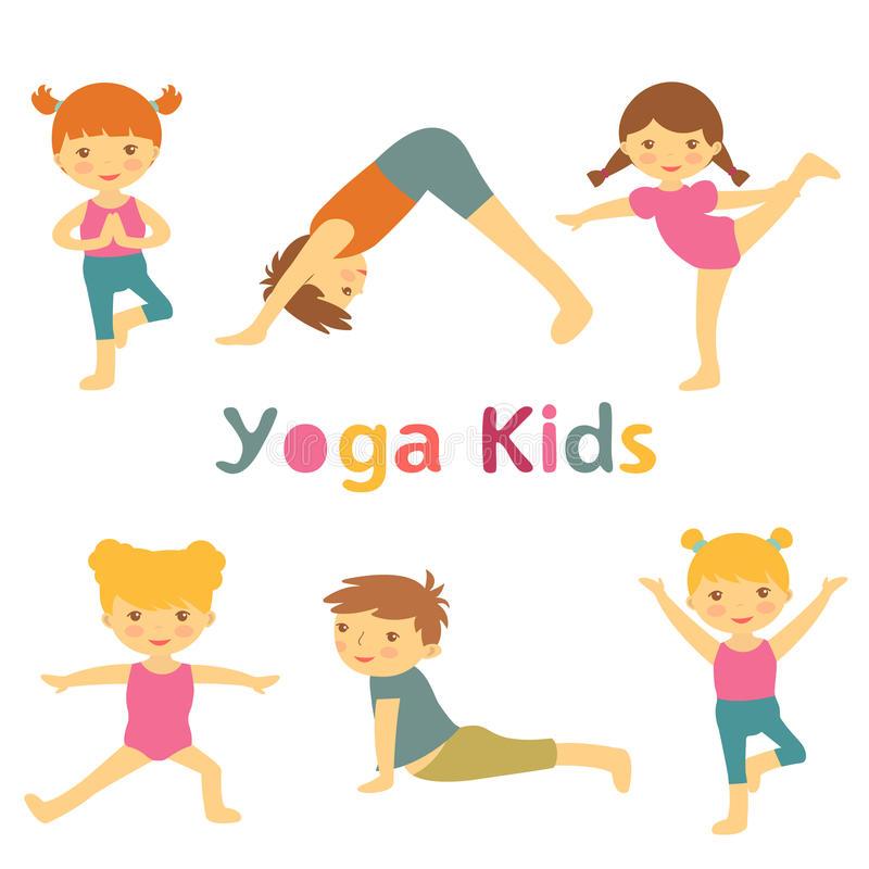 Kid's Yoga with Miss Gosha