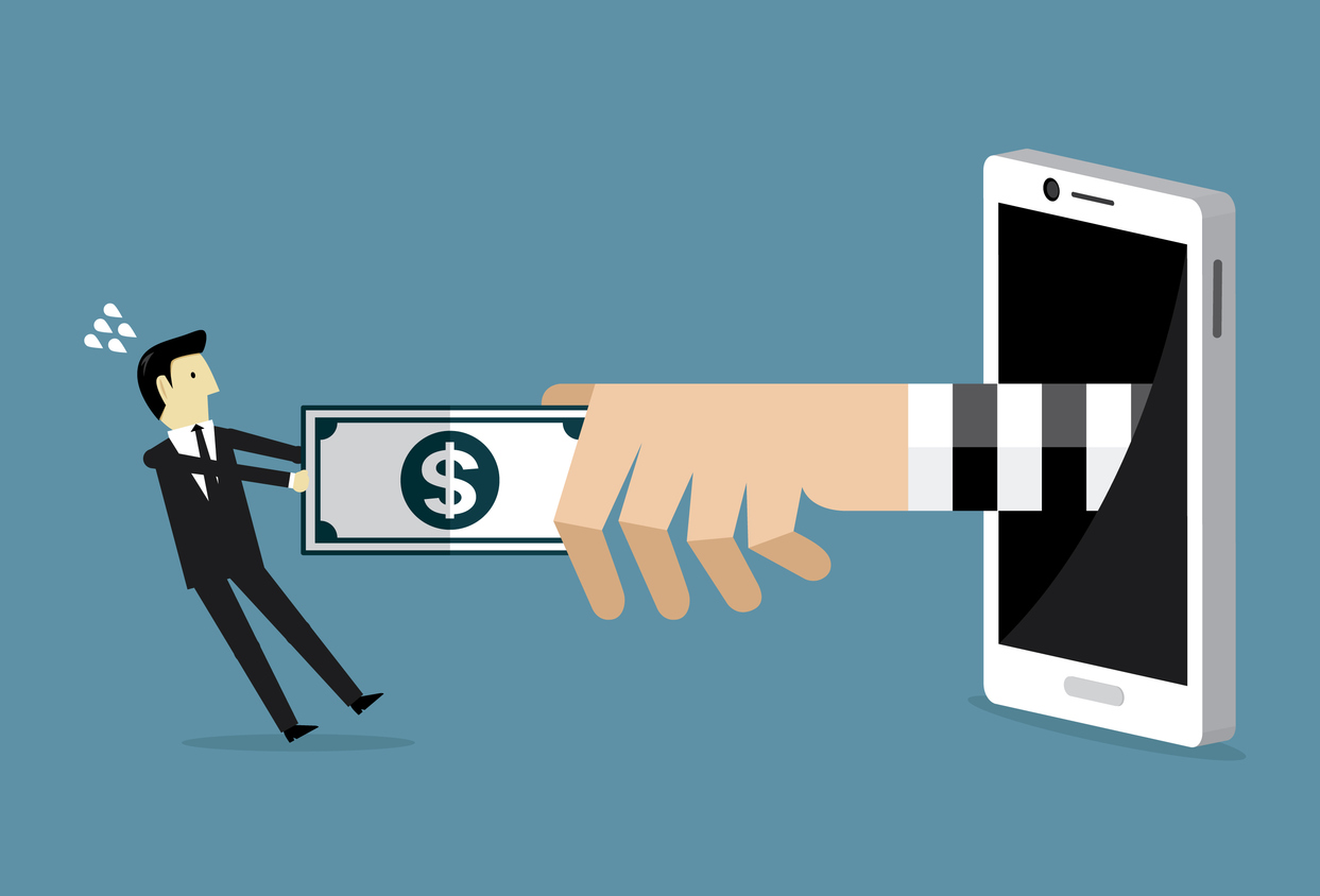 Don't Be the Next Victim: Protect Yourself from Fraud