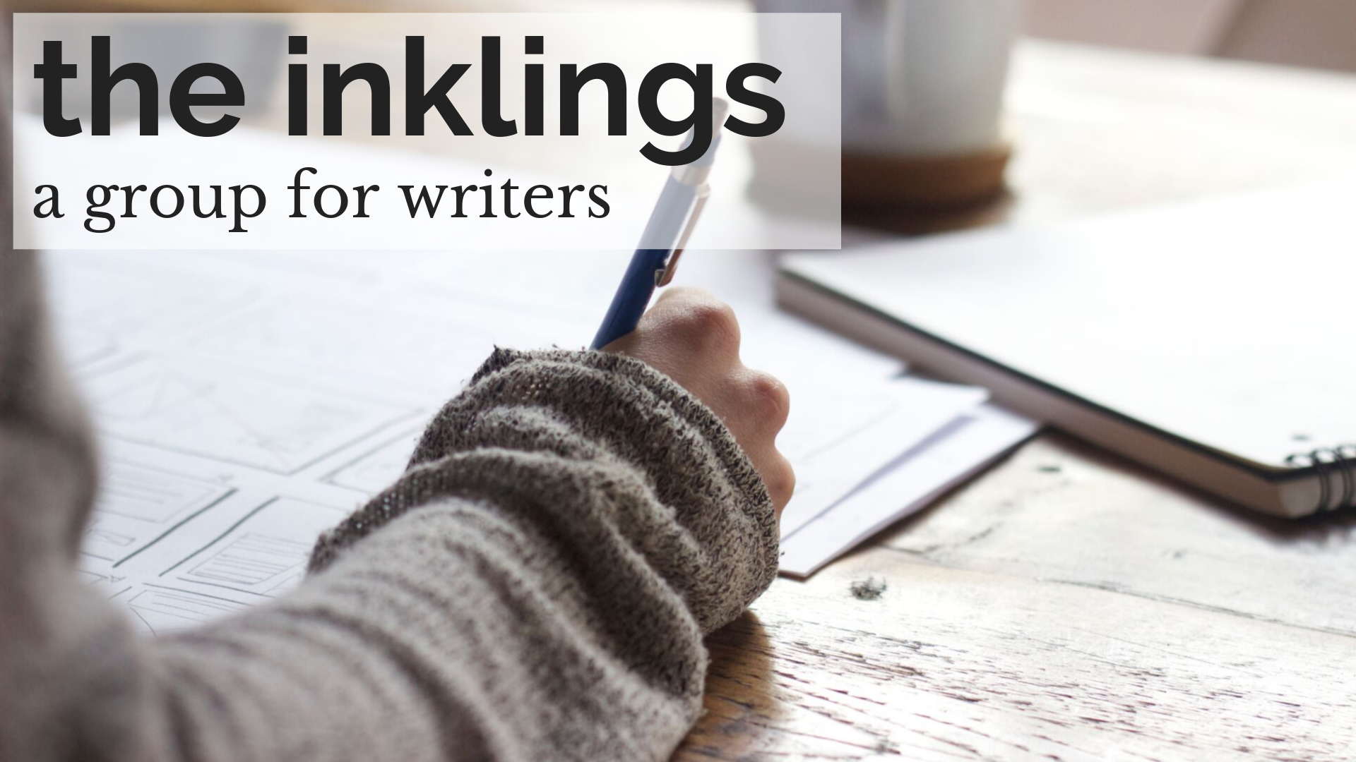 the inklings: a group for writers