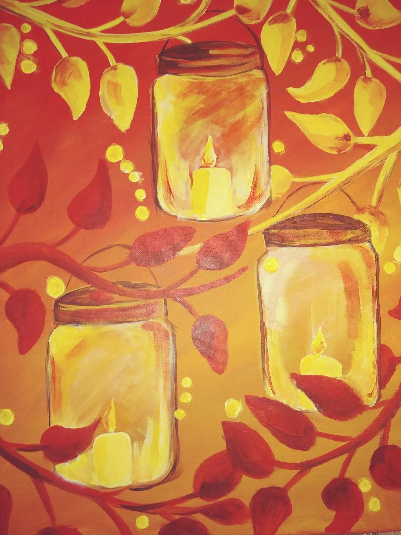 Celebrate Delco Arts Week: Canvas Painting Party