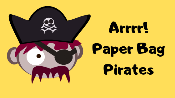 After-School Drop-in in the Children's Room: Paper Bag Pirates