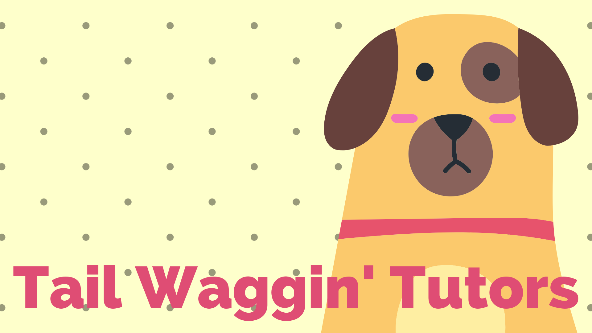 Tail Waggin' Tutors