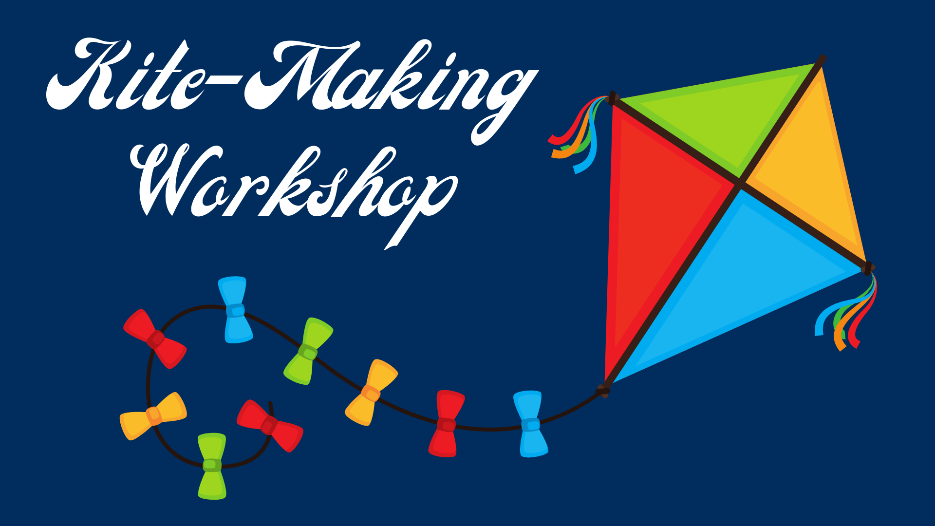 Kite-Making Workshop
