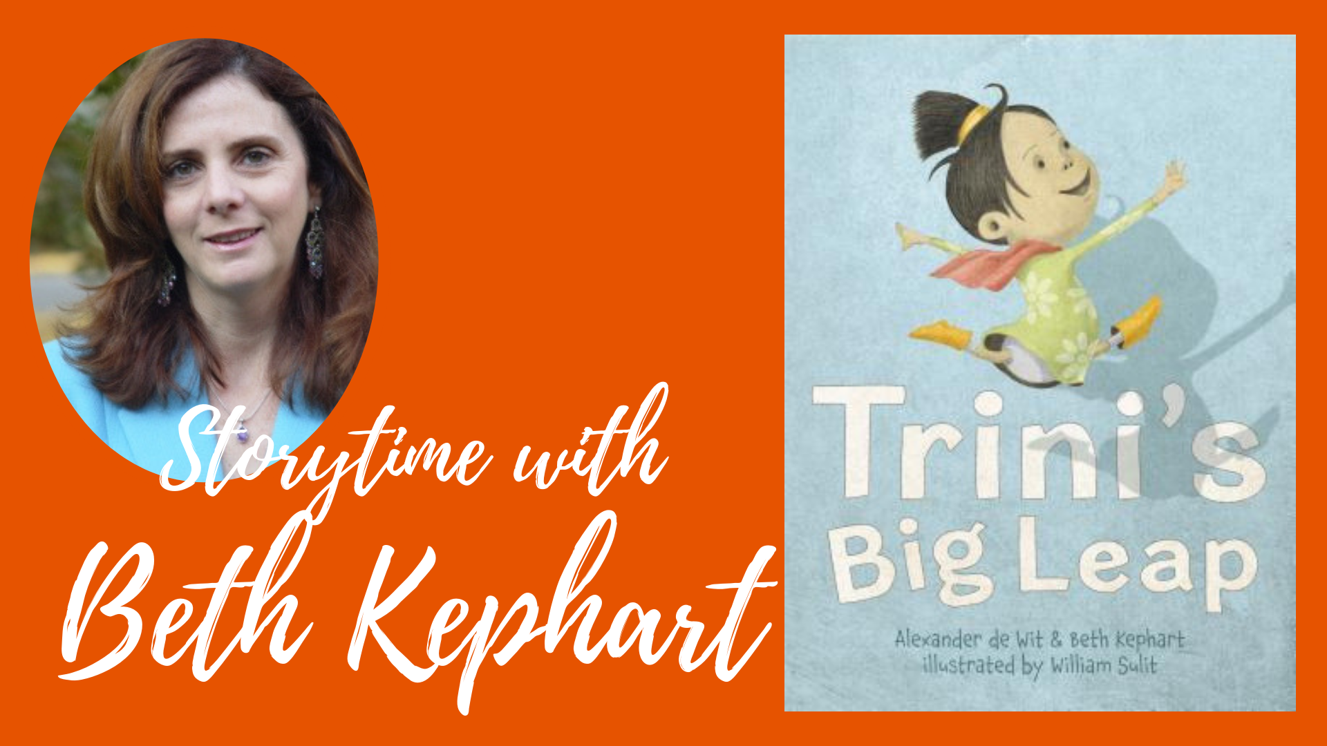 Storytime with Beth Kephart