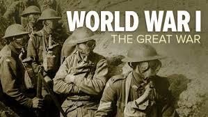 World War I Artifacts Display