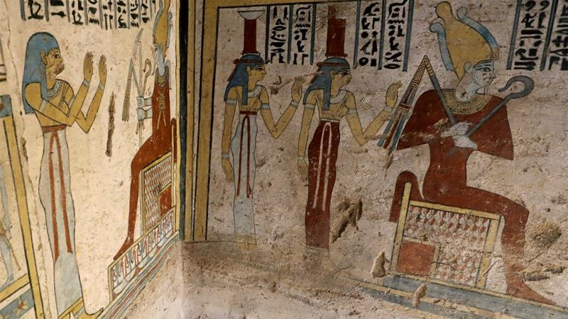 Preparing the Dead for Eternity in Ancient Egypt