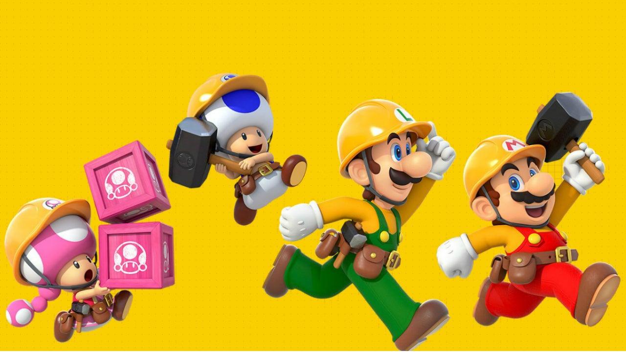Teen Game Day Tournament: Mario Maker 2