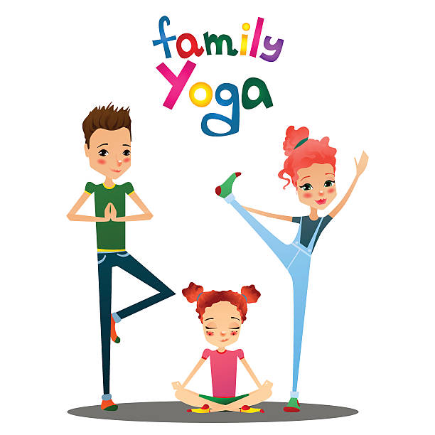 Family Yoga with Miss Gosha