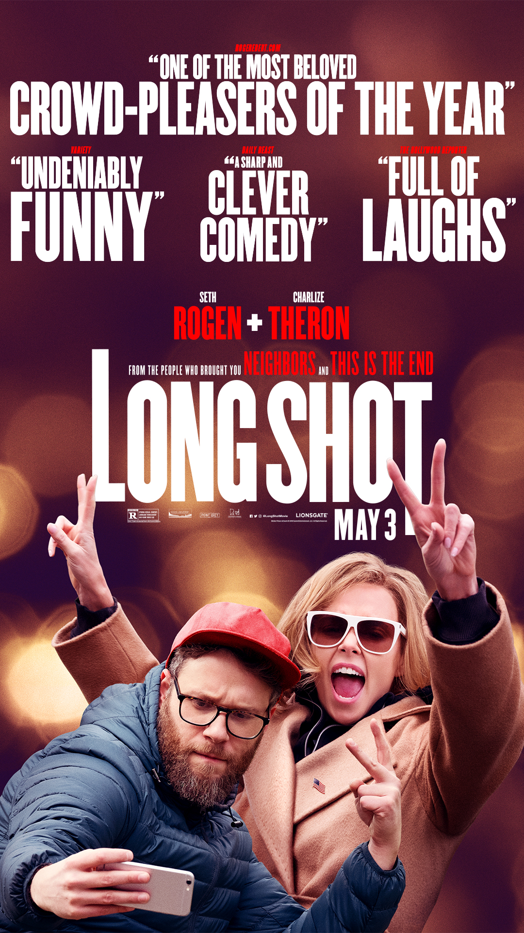 Friday Flicks: Long Shot