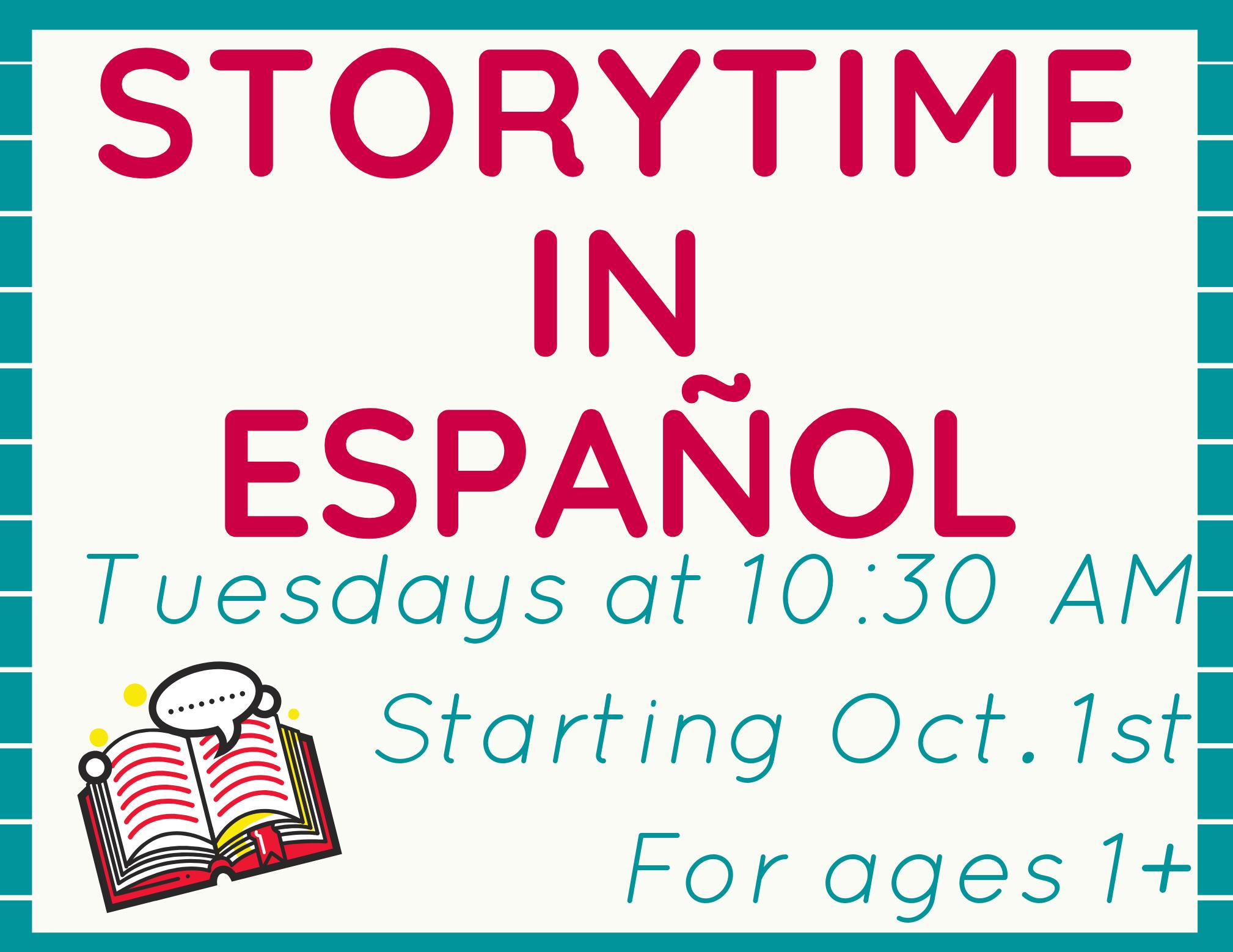 Storytime in Español