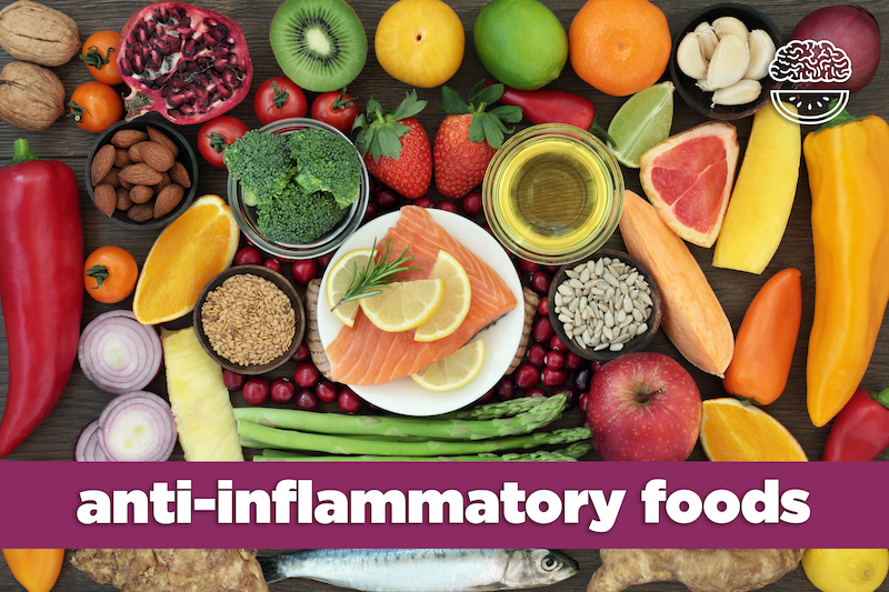 Anti Inflammatory Foods Workshop