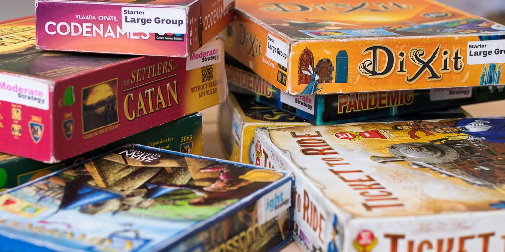 Game Night for Adults