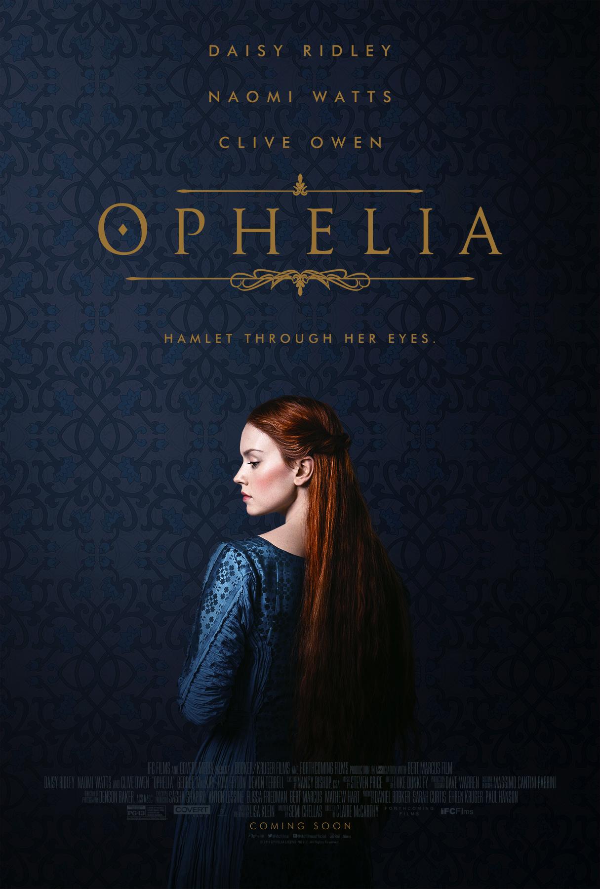 Movies @ Middletown: Ophelia