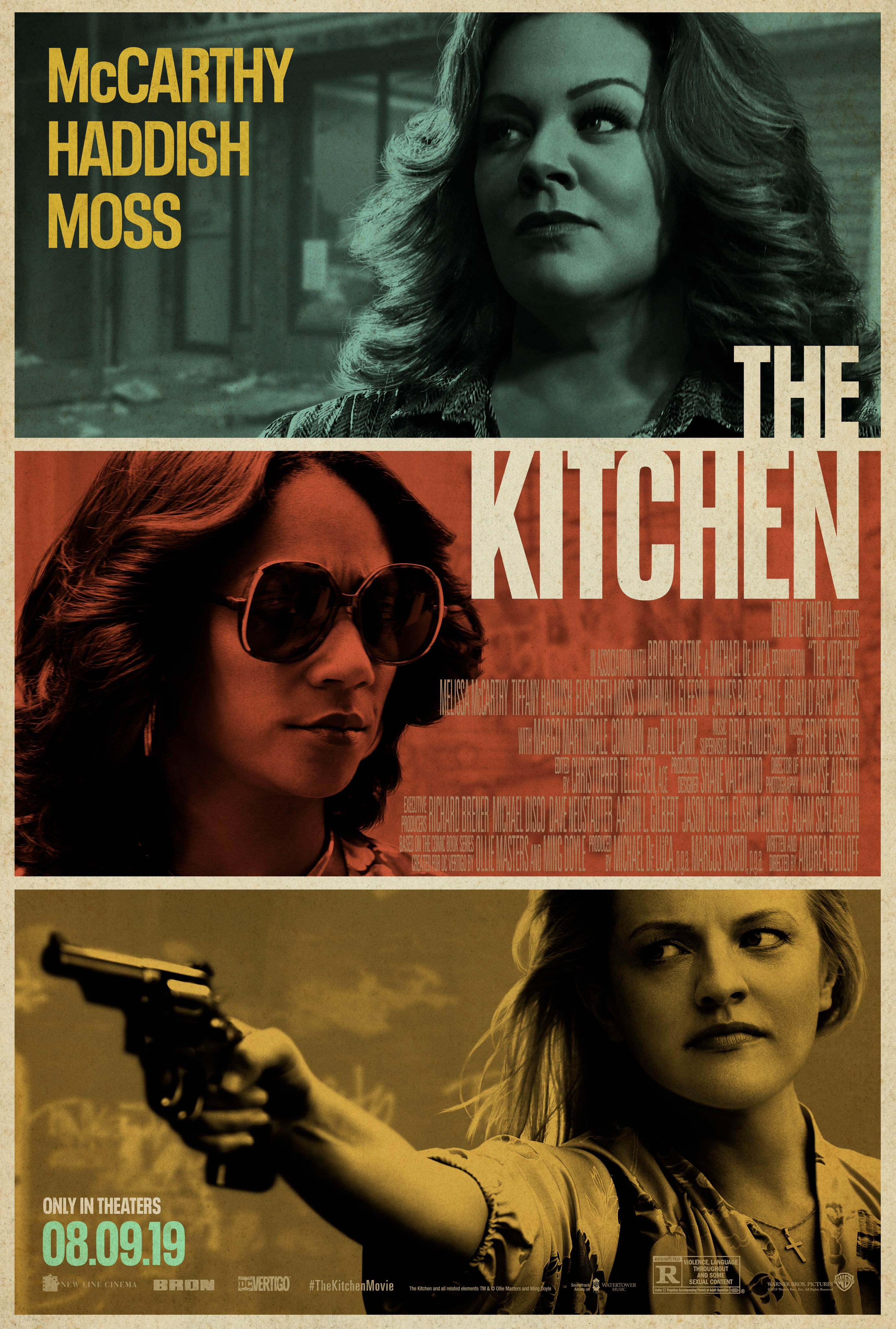 Movies @ Middletown: The Kitchen