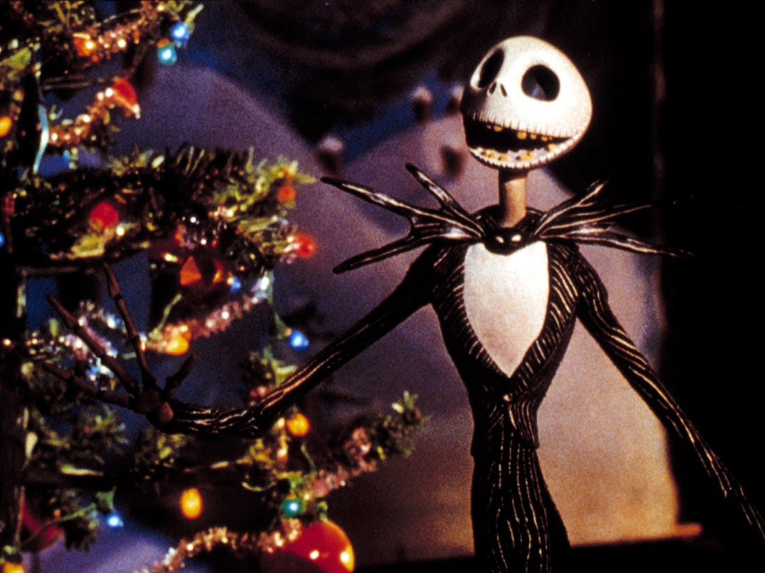 Afternoon Movie Matinee-The Nightmare Before Christmas