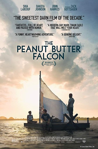 FRIDAY FILM - THE PEANUT BUTTER FALCON (2019)