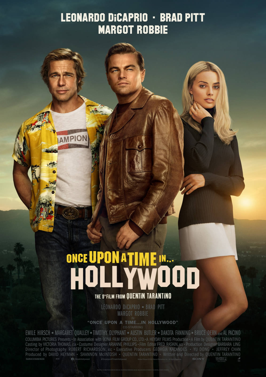 Movies @ Middletown: Once Upon a Time in Hollywood
