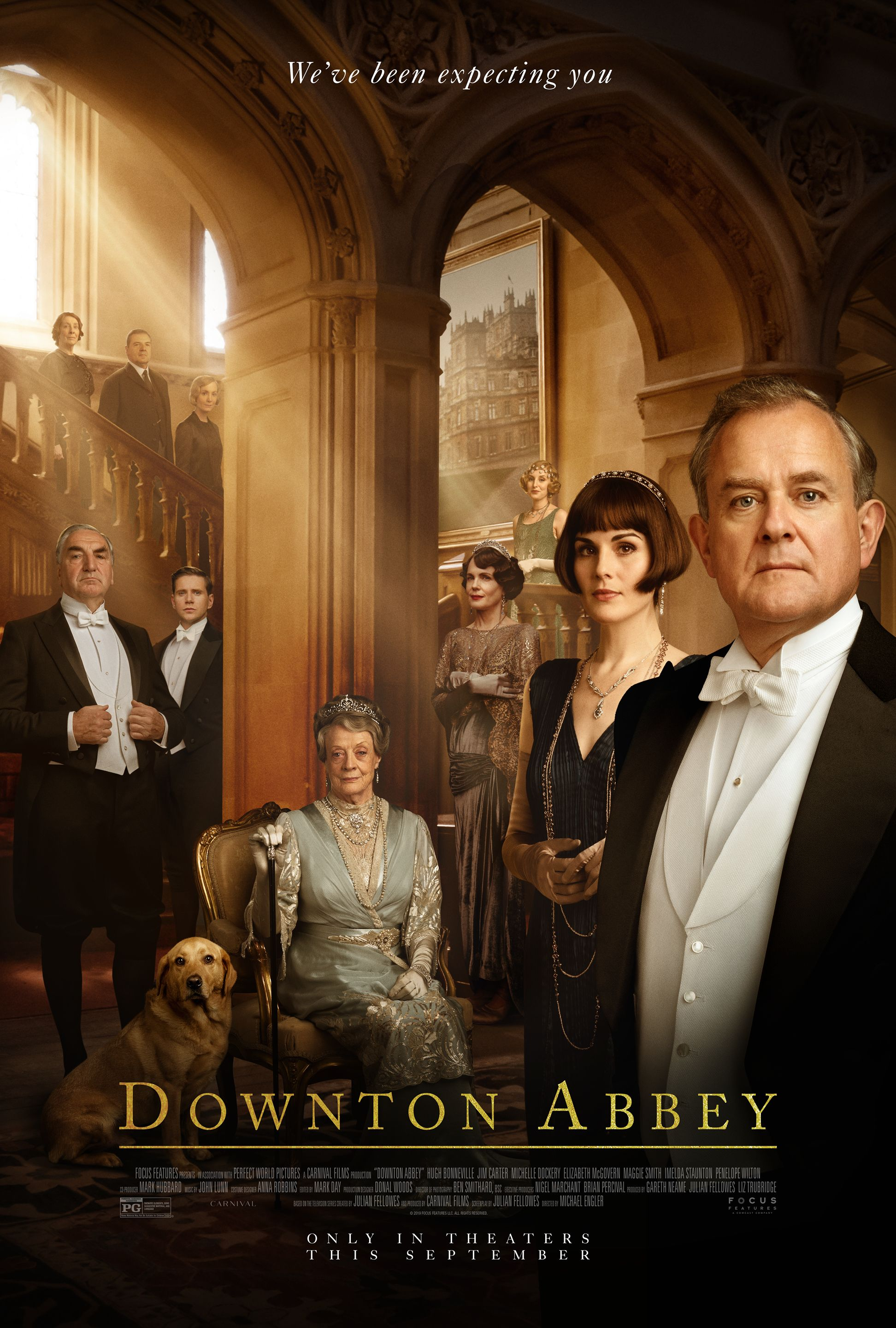 Movies @ Middletown: Downton Abbey