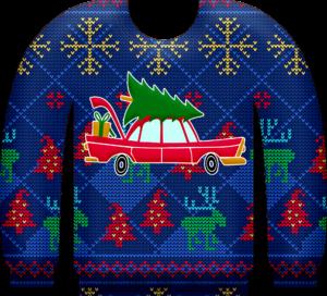 Community Adult Autism Program Partnership – Ugly Sweater Holiday Party!