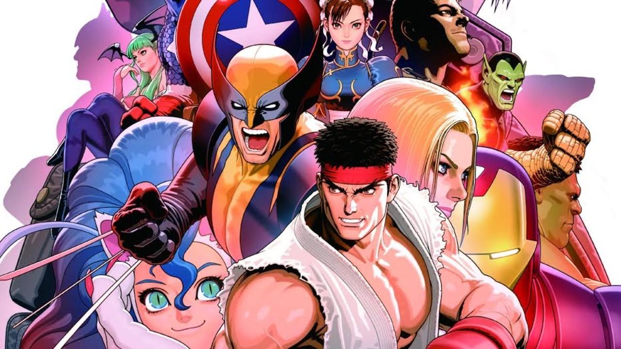 Teen Game Day Tournament: Marvel vs Capcom 3