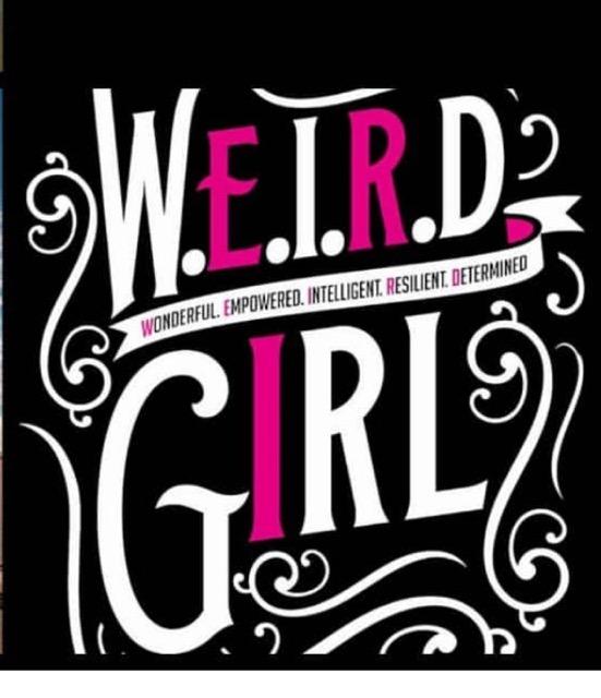Weird Girl Mentoring {13-18 years old}