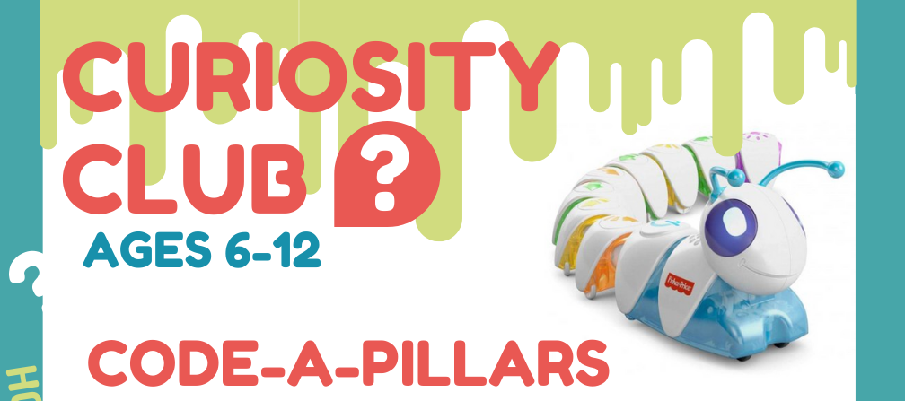 Curiosity Club: Code-a-pillar Course
