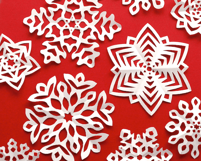 Snowflakes for Someone Special