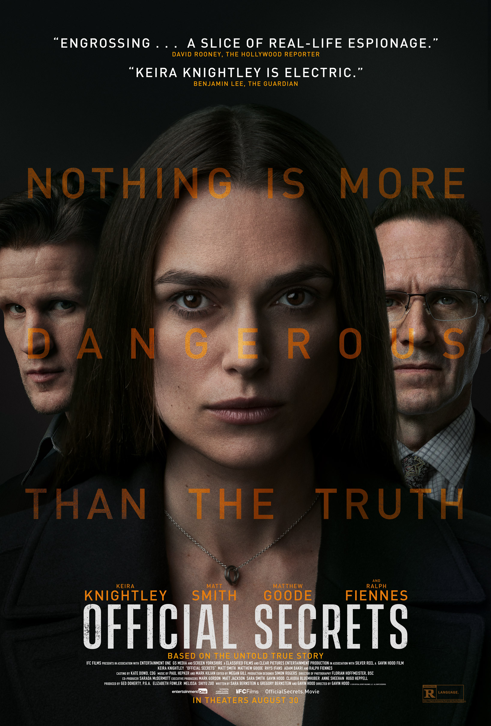 Movies @ Middletown: Official Secrets