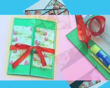 POSTPONED: Young Artist's Club - Card Making with a Twist!