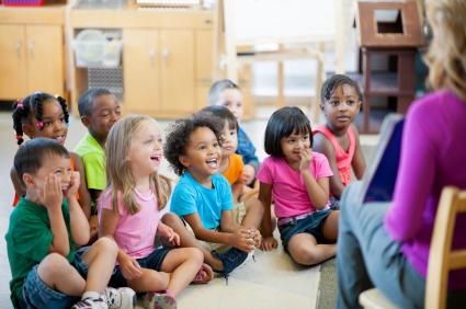 POSTPONED     PreSchool Storytime